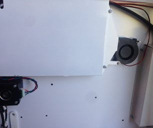 Ultimaker 2 – Use 5v Controlled Fan to Also Get a 24v Controlled Fan.