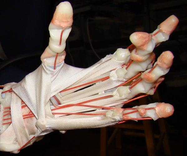 Hand Built Humanoid Robots, Part1: Introduction