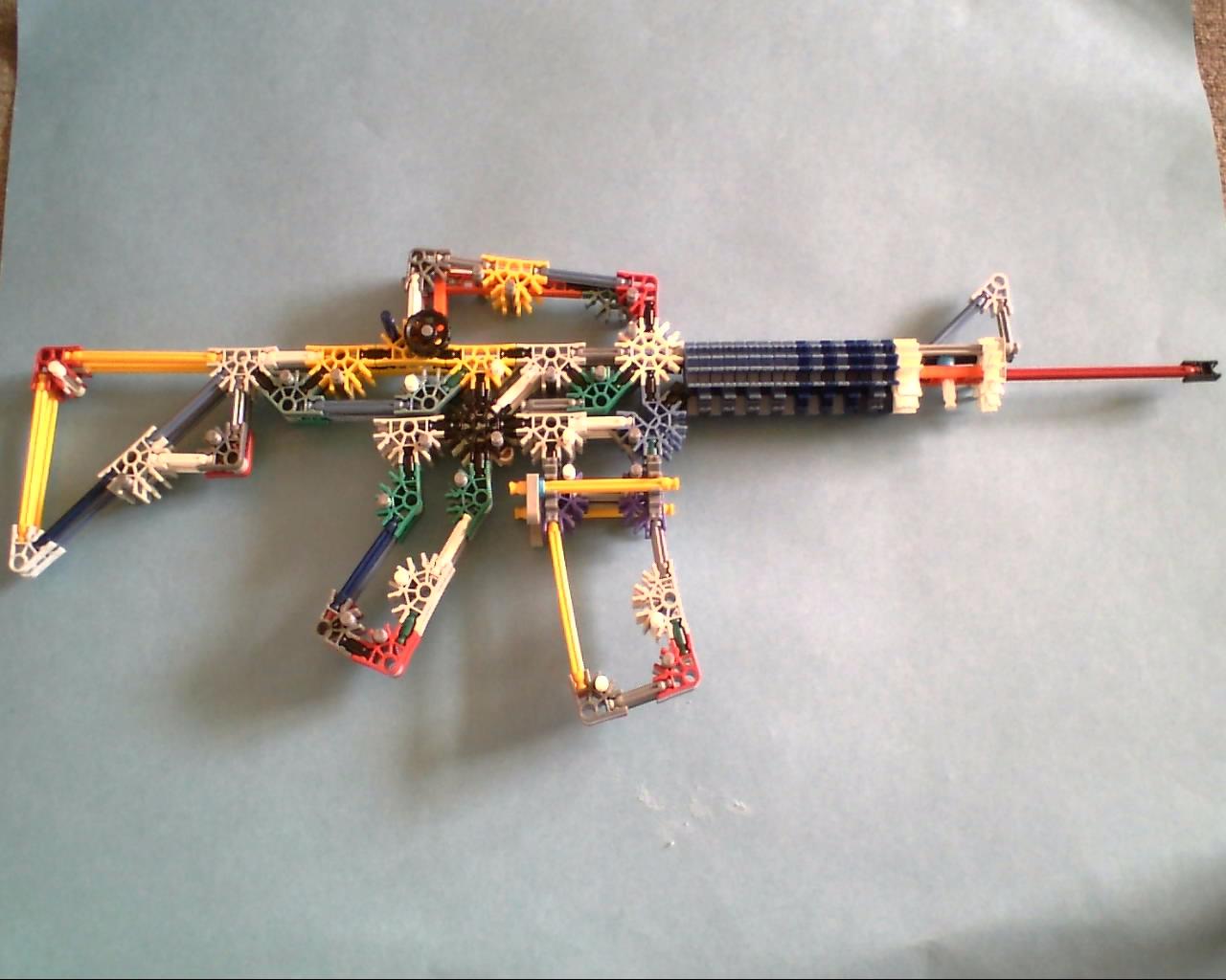 K'nex M4A1 Carbine