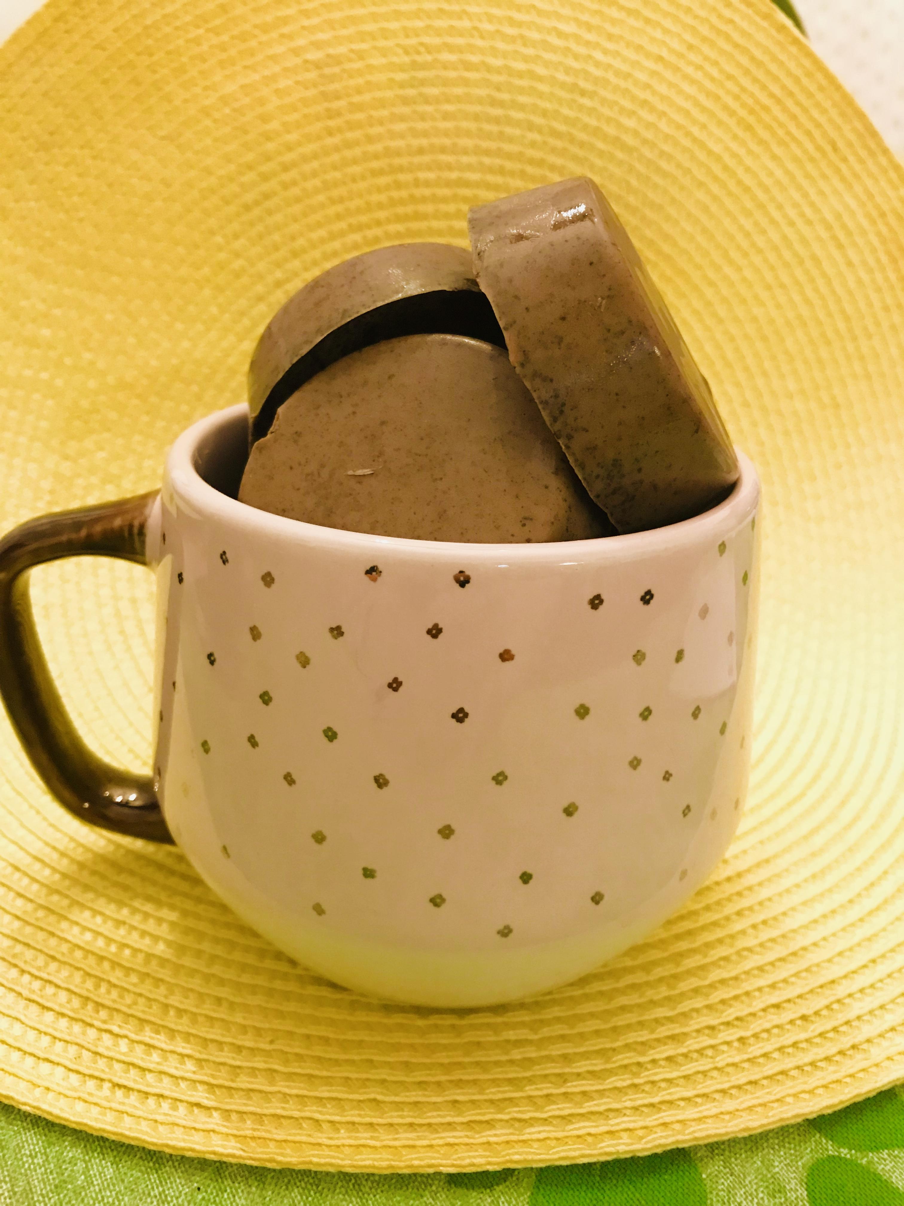 Lavender & Coffee Soap