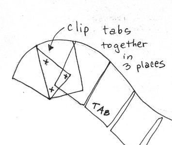 Fold Compost Basket Together