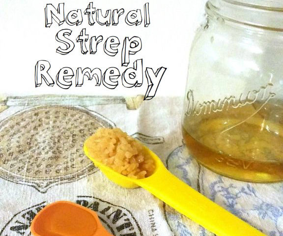 Natural Strep Throat Remedy