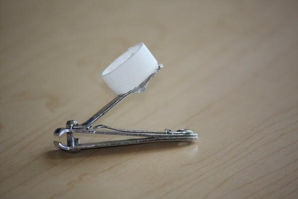 Fingernail Clipper Catapult