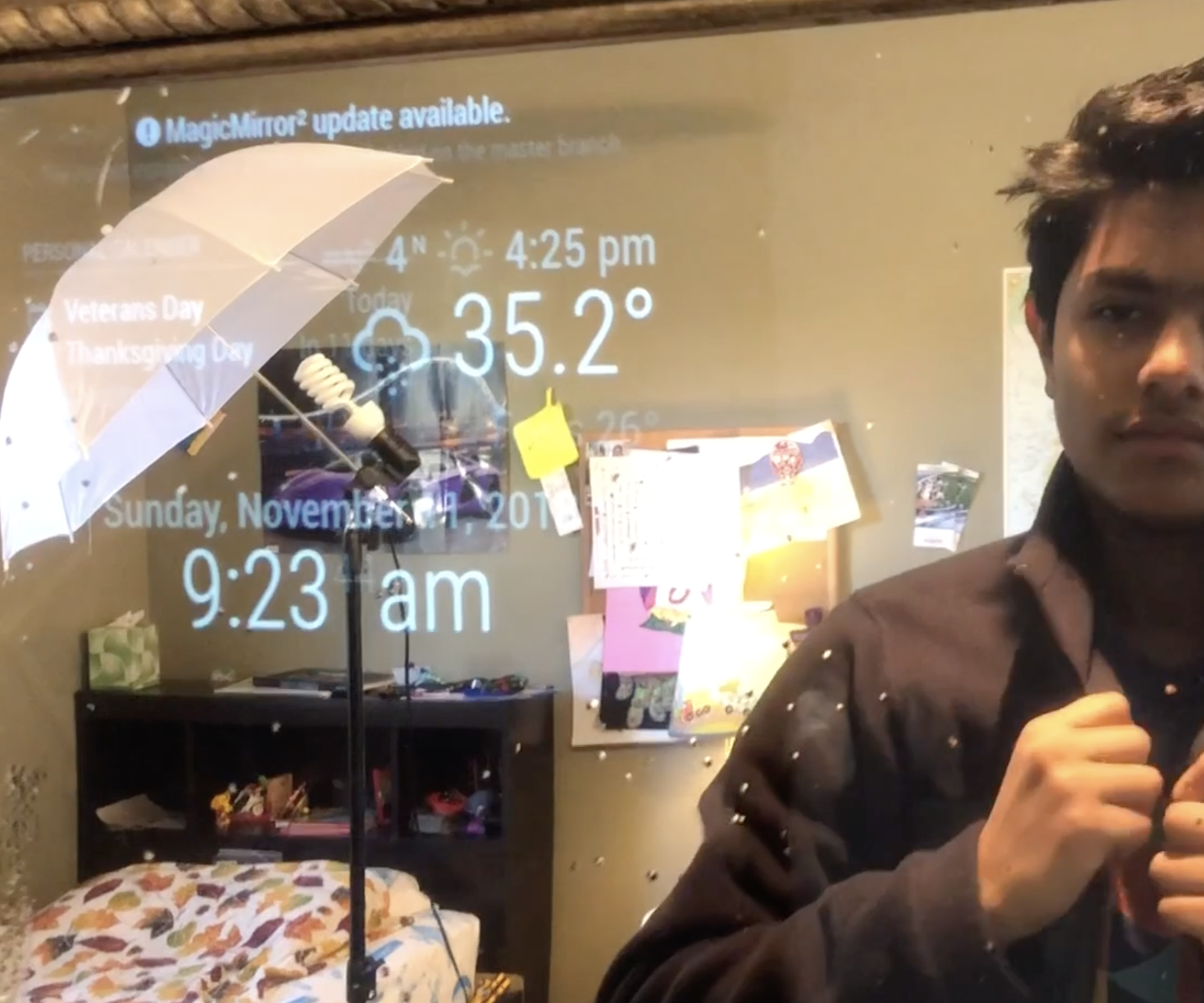 Make Your Own Smart Mirror for Under $80 - Using Raspberry Pi