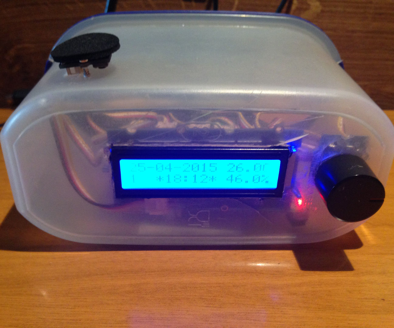 IT - RaspberryPI alarm clock