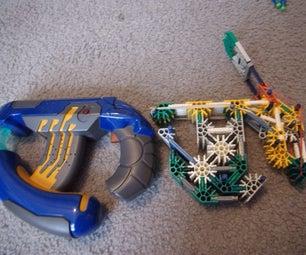 Two K'nex Halo Covenant Guns.