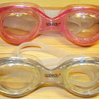 DIY Prescription Swimming Goggles