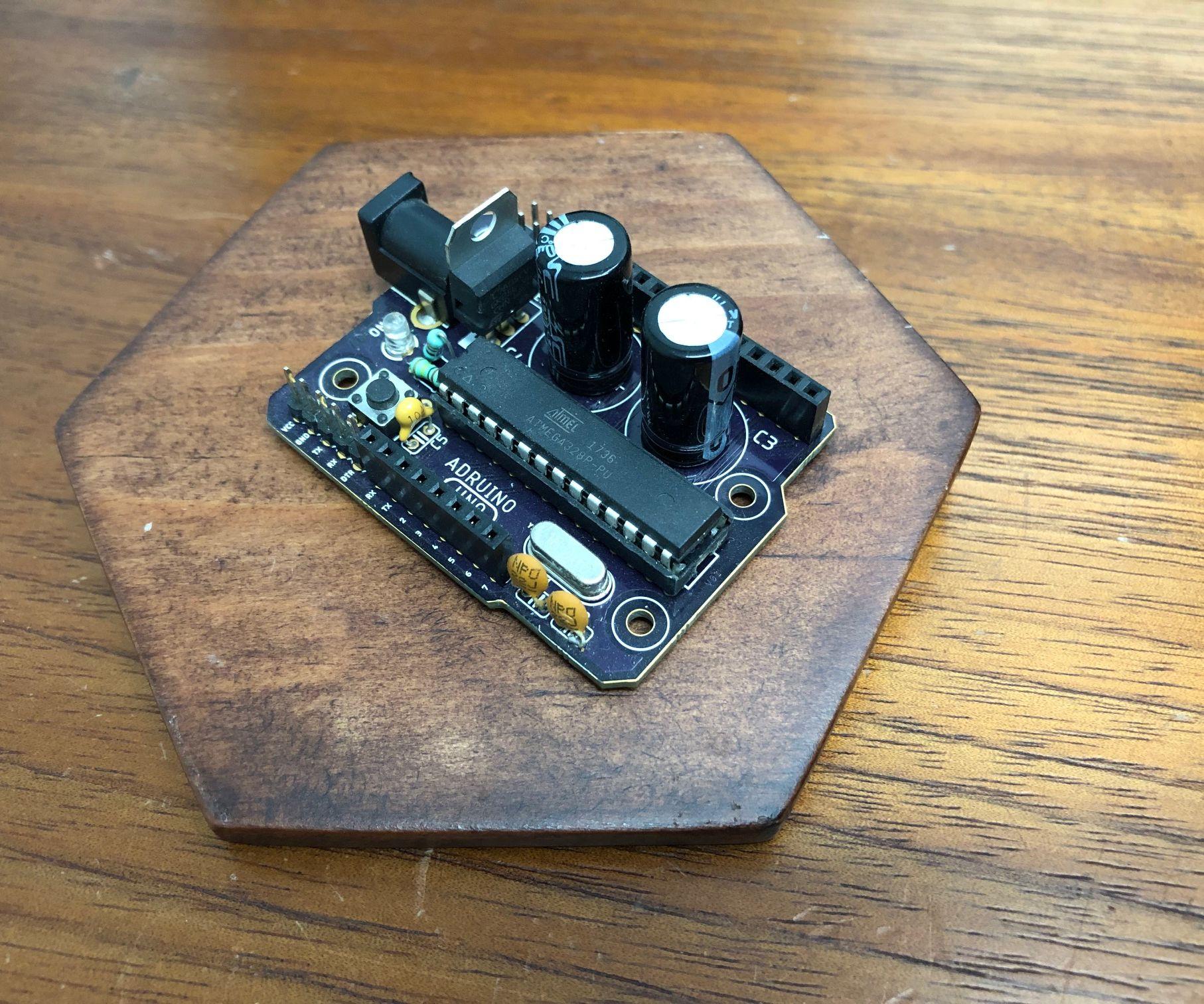 DIY Adruino PCB