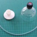 Plastic Bottle Dust Mask