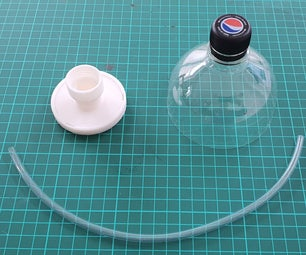 Plastic Bottle Dust Mask