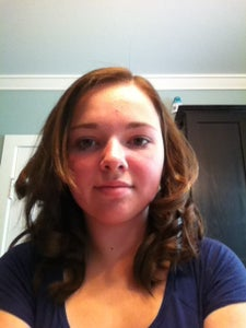 Repeat Steps 3-5 Until Your Hair Is Curled.