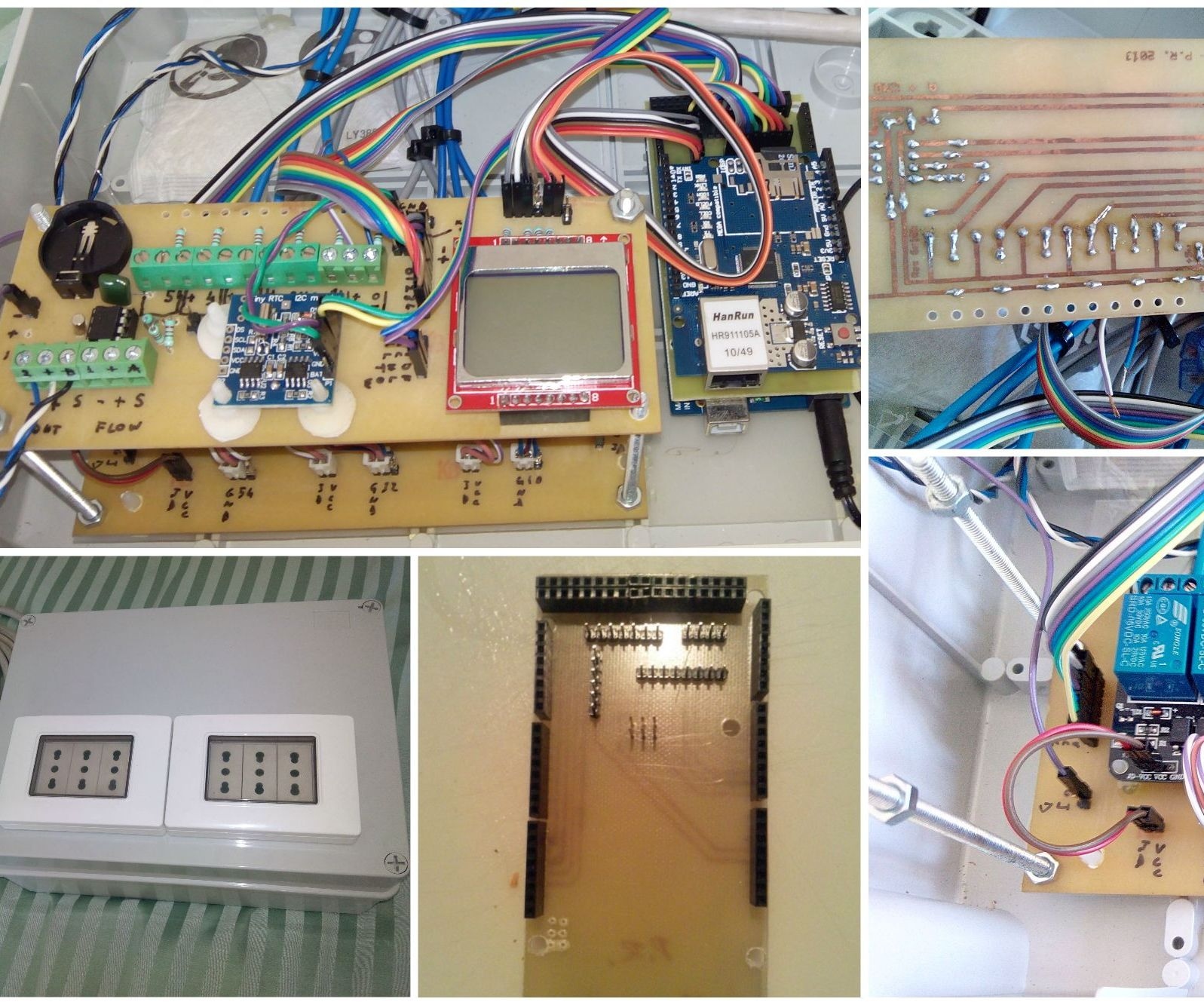 Datura 6 relays automation