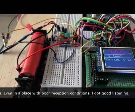 PU2CLR KT0915 Arduino Library