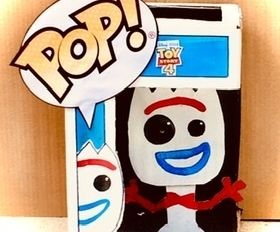 Funko POP Forky in a Box