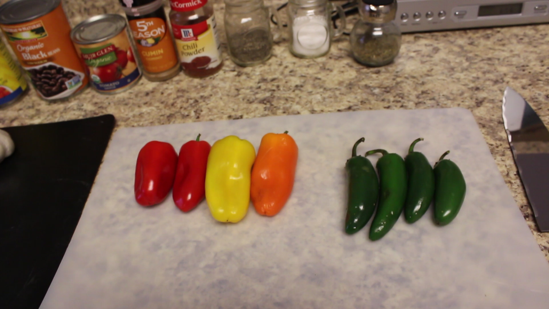 Let's Make Some Chili