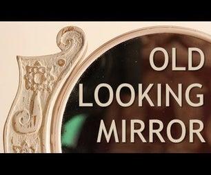 Old Spinning Mirror
