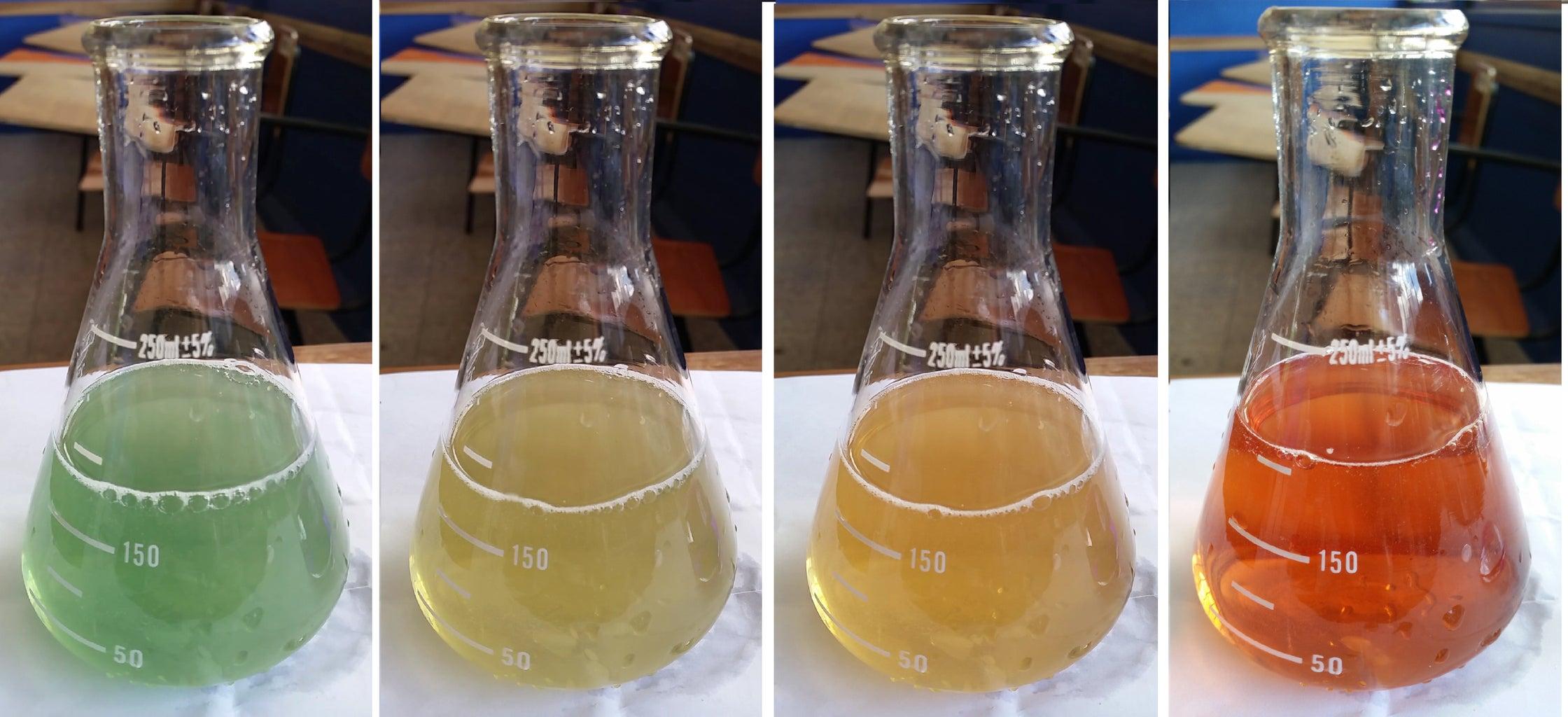 Reacción Óxido-reducción