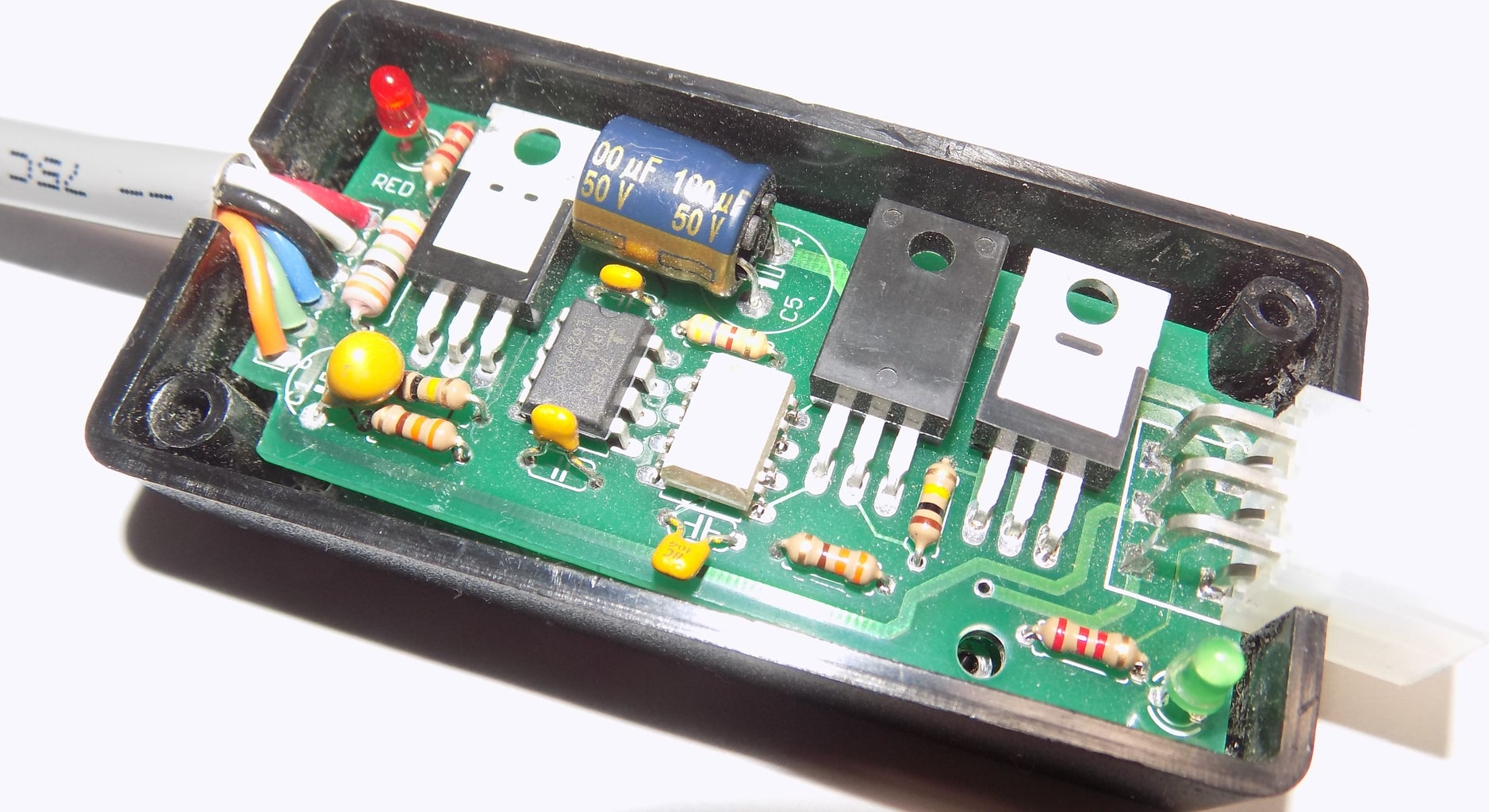 Automotive Auxiliary Light Timer