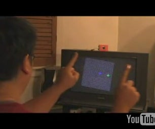 Tracking Your Fingers Using a Wii Remote
