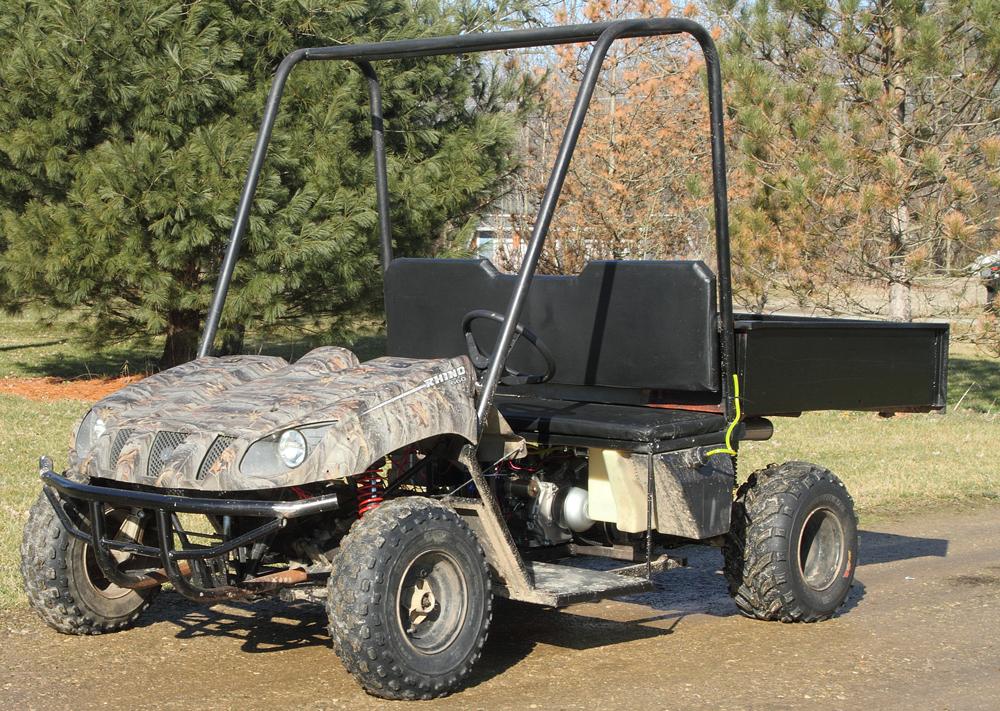 Home made Utility Vehicle A.K.A UTV
