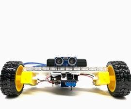 TfCD - Self-driving Breadboard