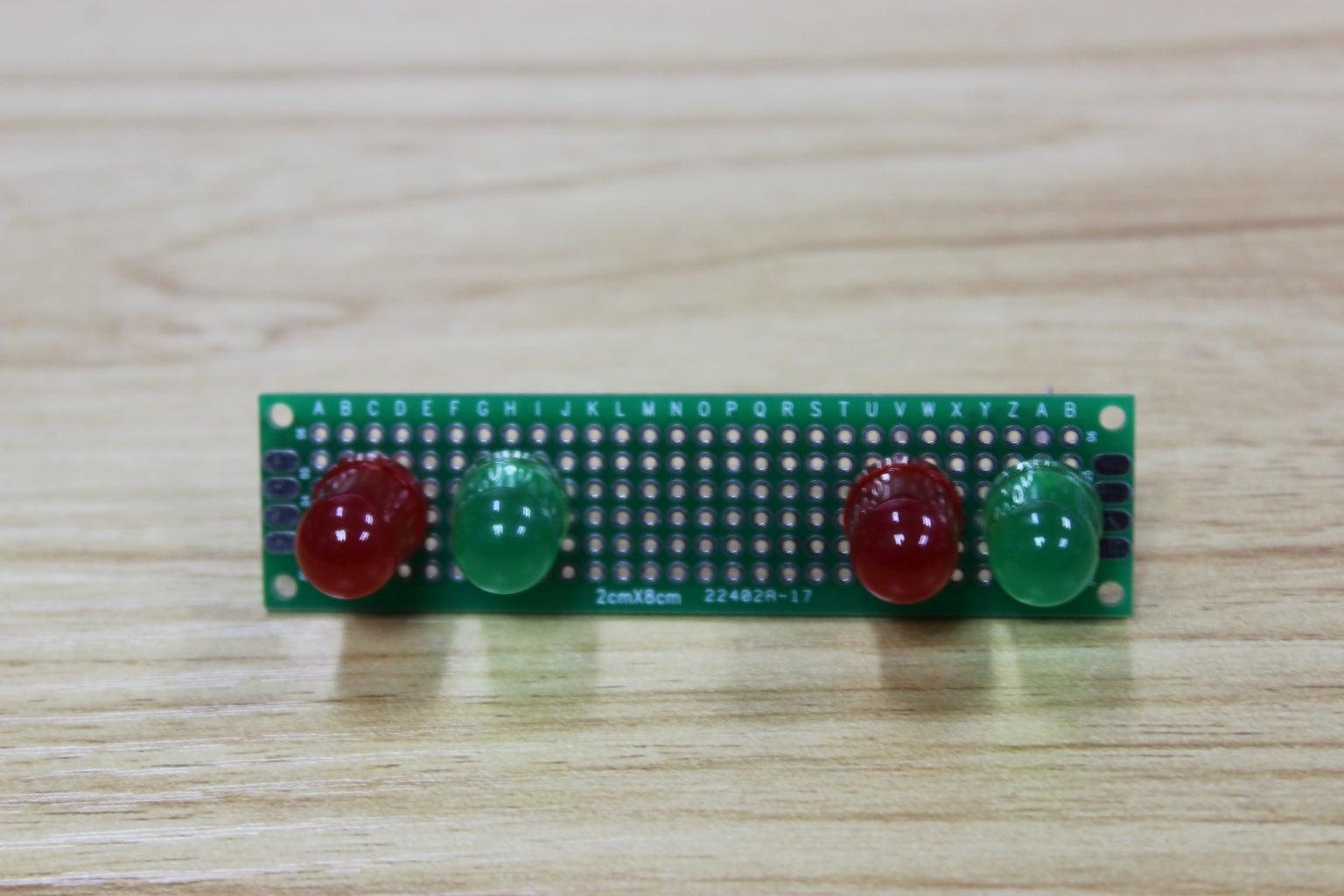 Indicator LED