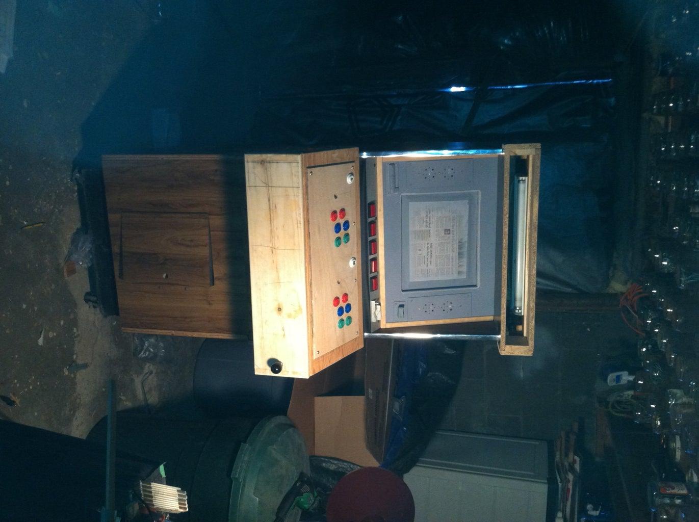 Installing Monitor