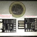 ATTINY85 - The smallest Arduino