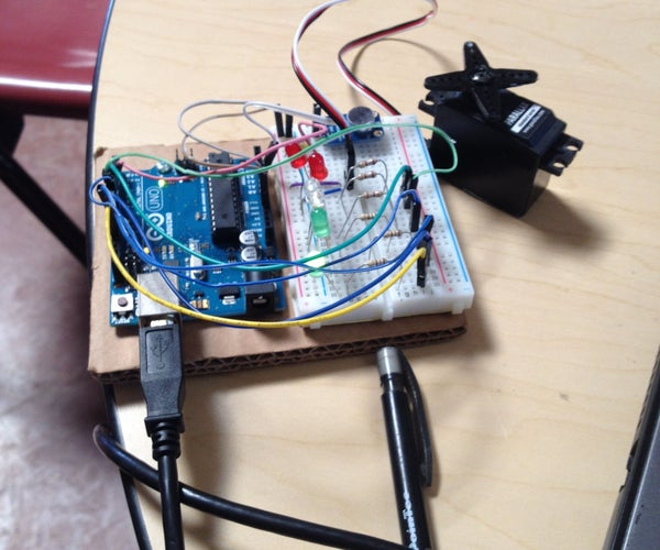 Arduino Controlled Party Lights