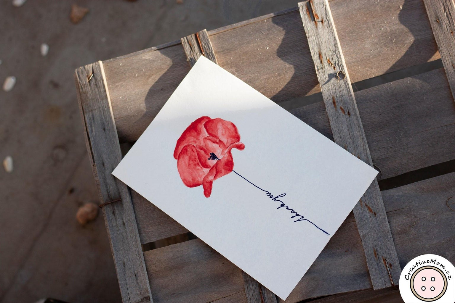 How to Paint a Poppy Even If You're a Beginner
