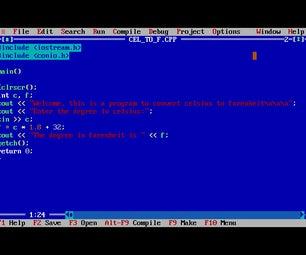 How to Make a Basic C++ Program