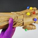 DIY Avengers Unlimited Gloves