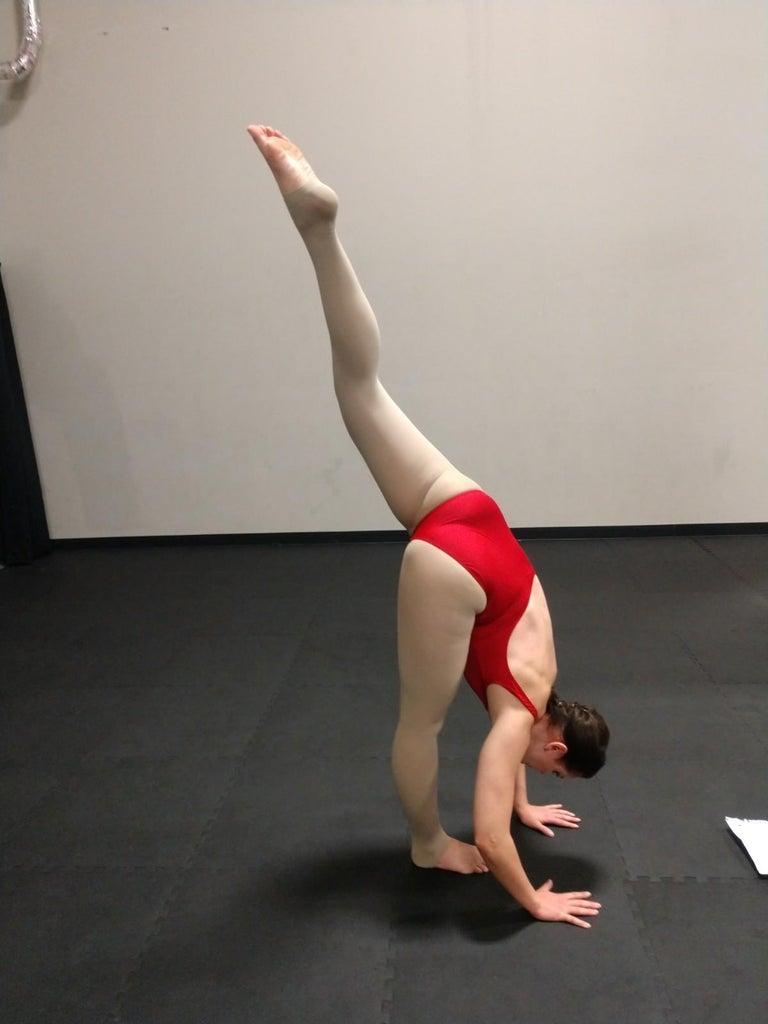 Standing Split Kicks