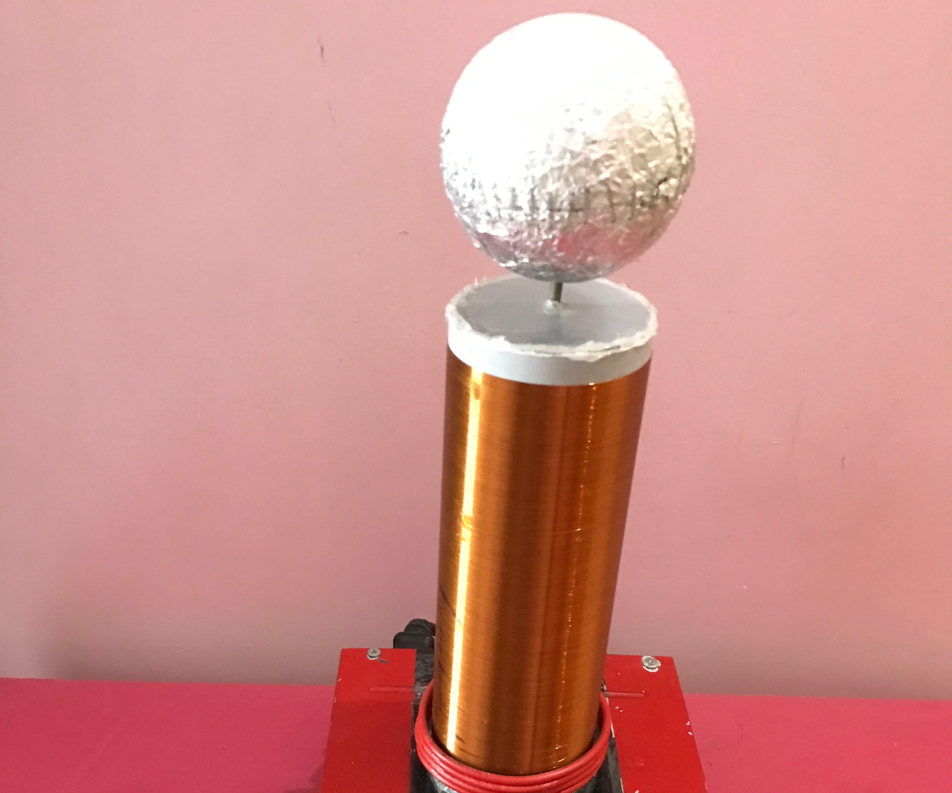 Solid State Tesla Coil Made Easy