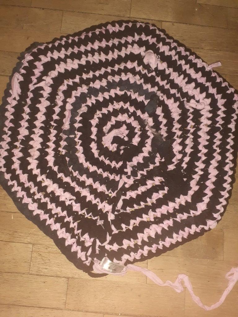 Crocheting the Bottom Part