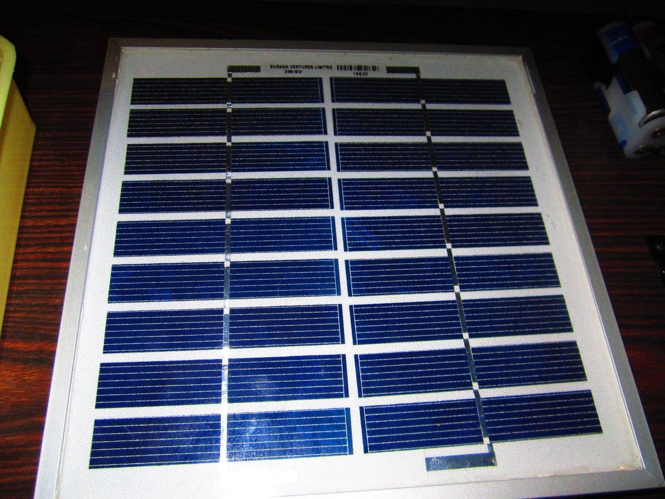 Solar Battery Charger!!