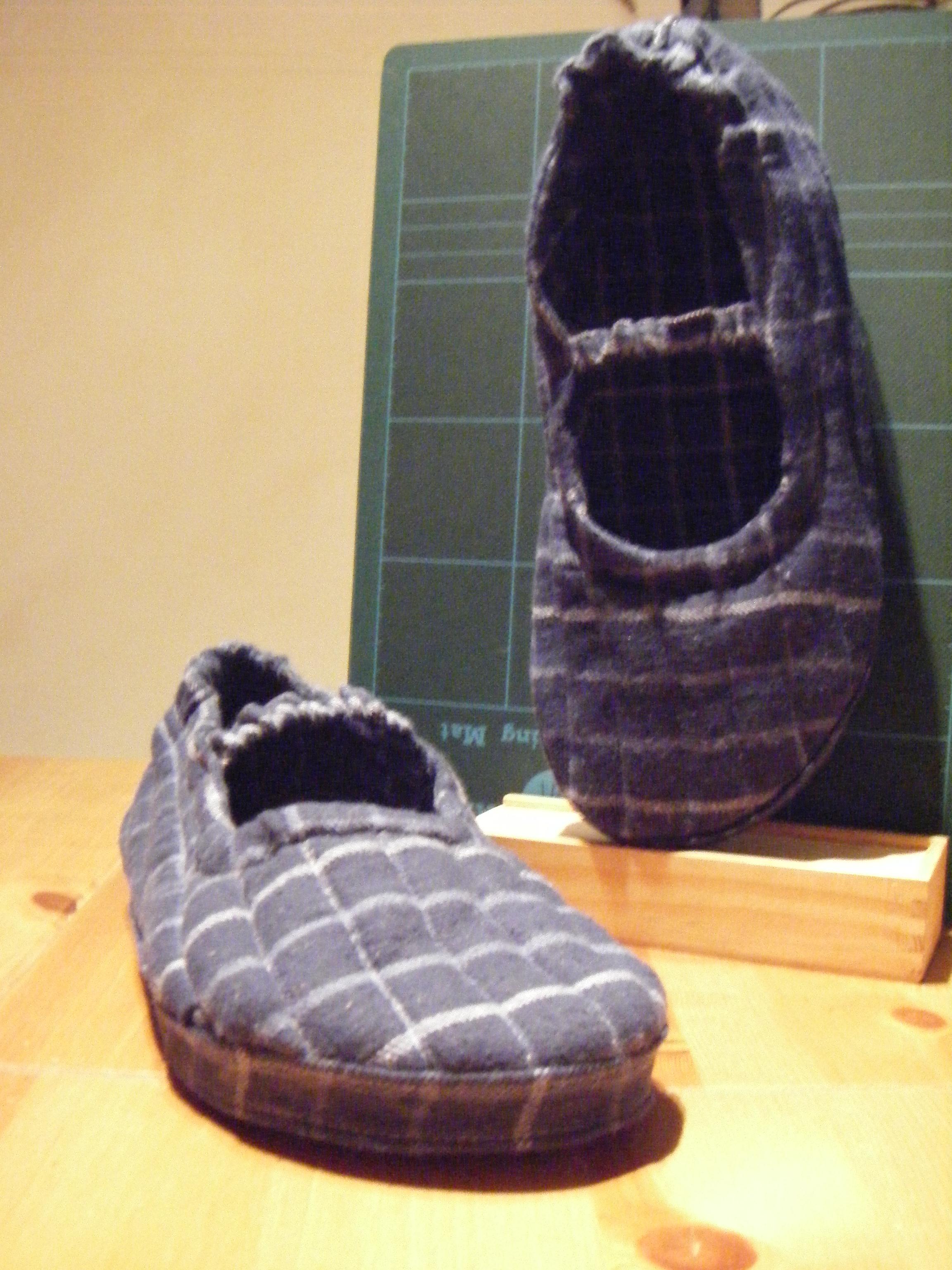 Winterised Flip-Flops