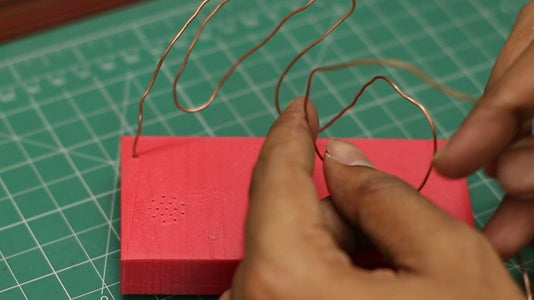 Making the Wire Loop