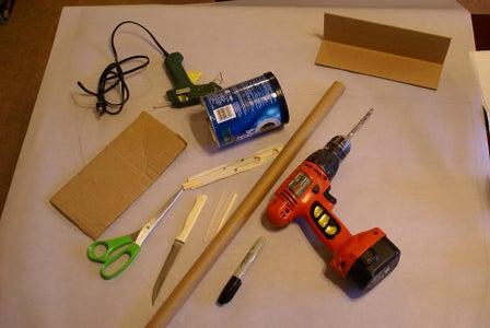 Gather Materials/Tools