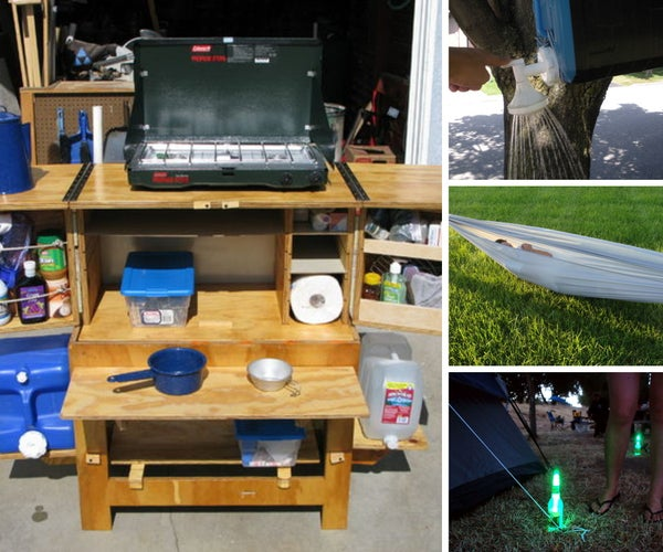 Outdoor Adventure Projects
