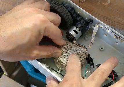 Electronics Mechanism - Adding Some Weight