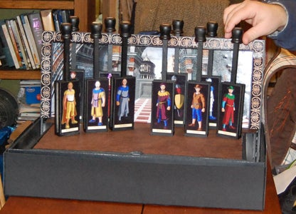 """""""The Man Born to Be King"""" Playset"""