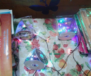 First Electronics Project LED Show.