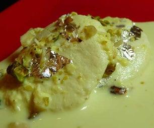 Ras Malai - Indian Dessert Recipe