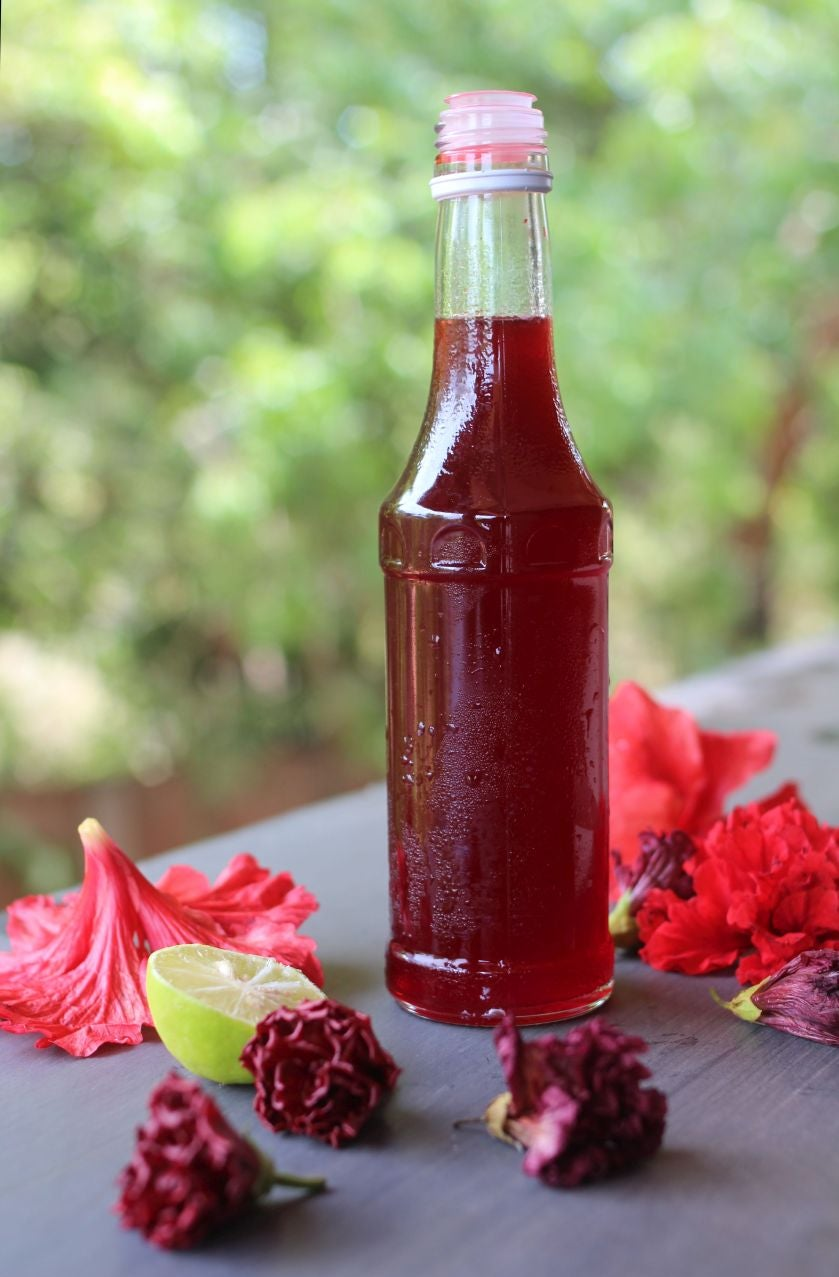 The Red Syrup