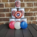 From Bean Bag Toss to Captain America Shield Toss Game