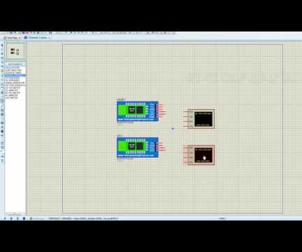 How to add bluettoth device in Proteus simulator