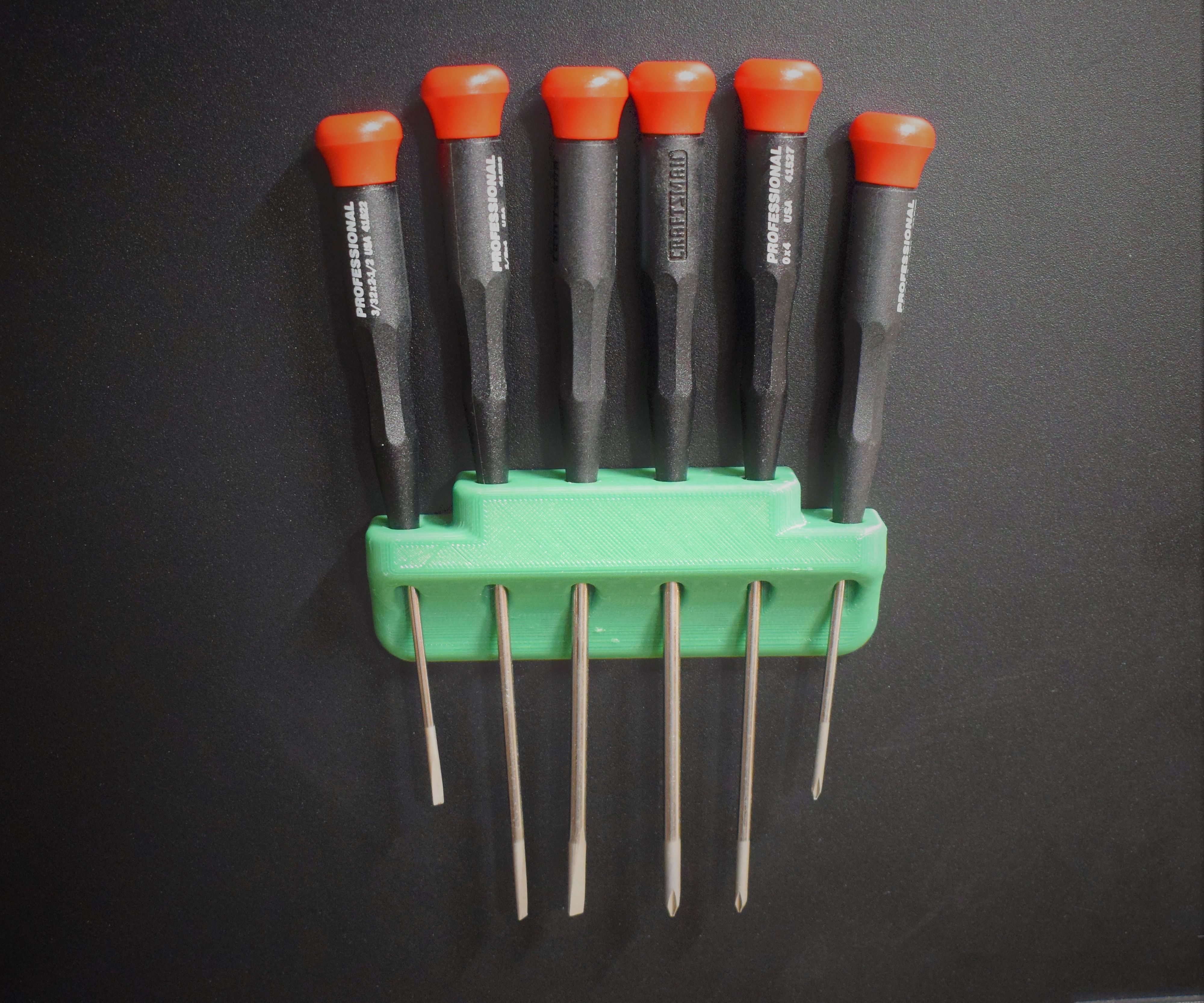 How to Make a 3D Printed Screwdriver Caddy Using Fusion 360