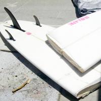 Fix a Broken Surfboard