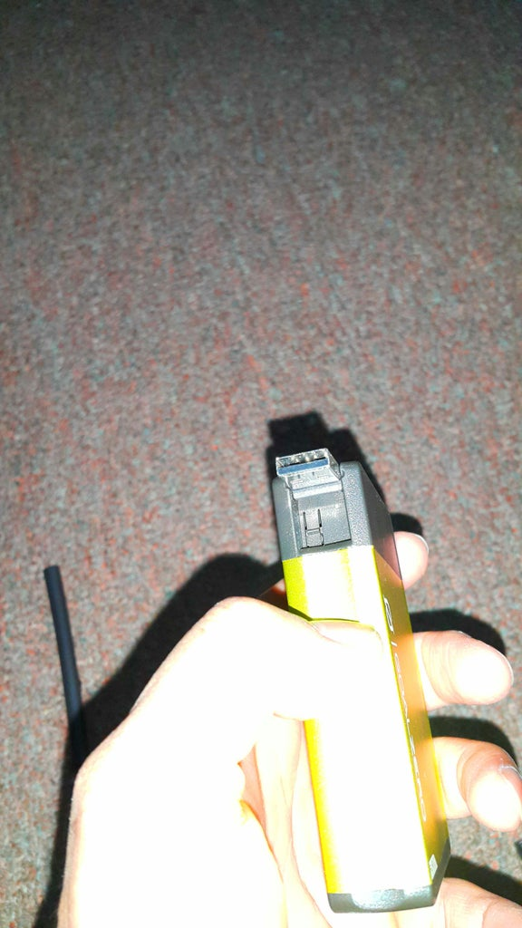 Making a Multi Head USB Cable.